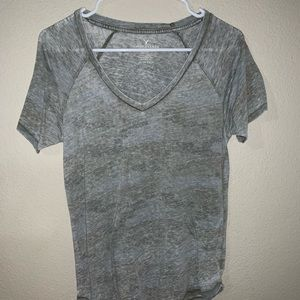 AMERICAN EAGLE camouflage tee